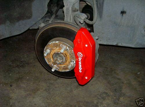 Bad Brakes Fake Brembo Caliper Covers Safe Brakingsafe