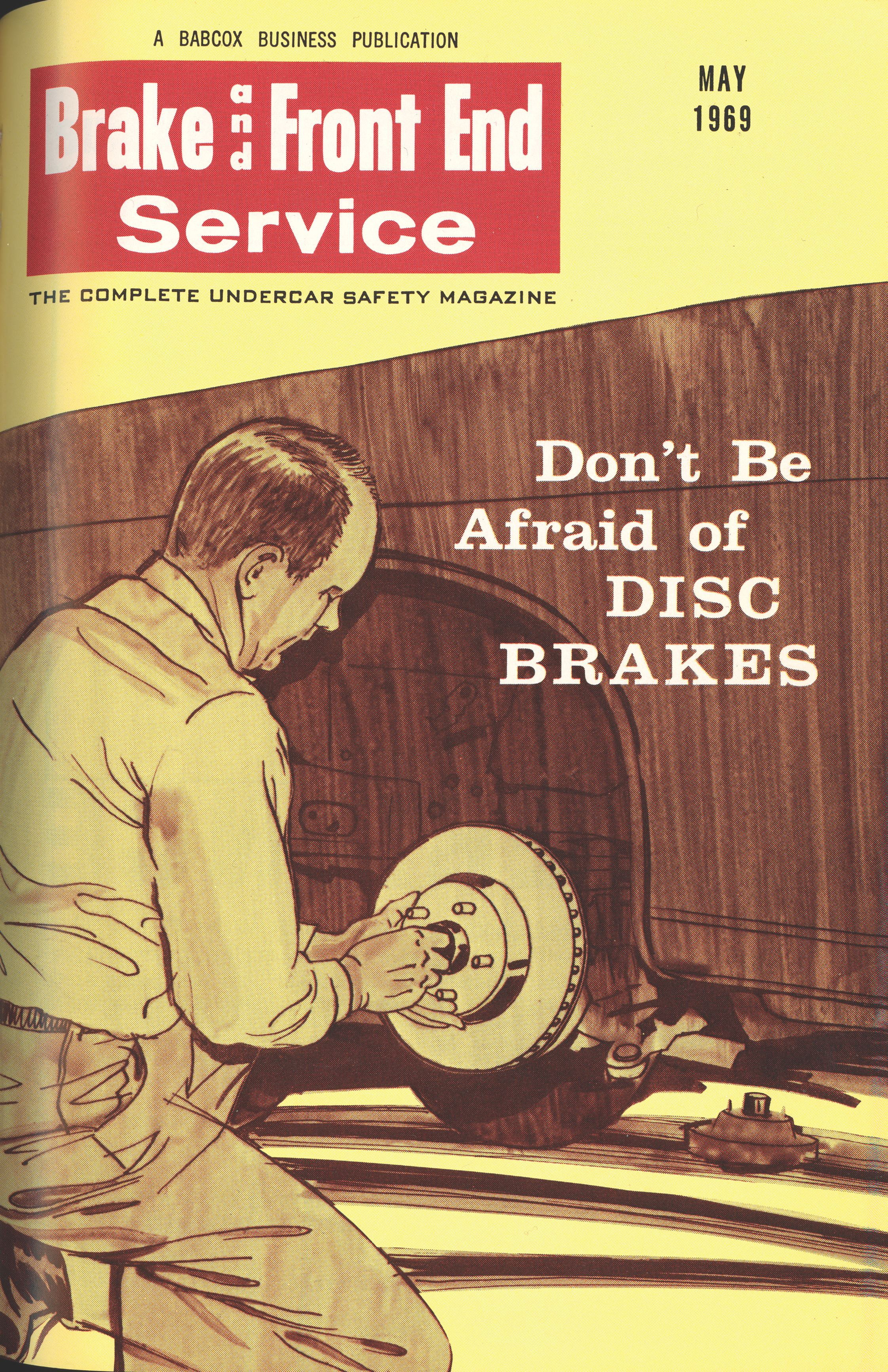 1969 Disc Brakes Fears