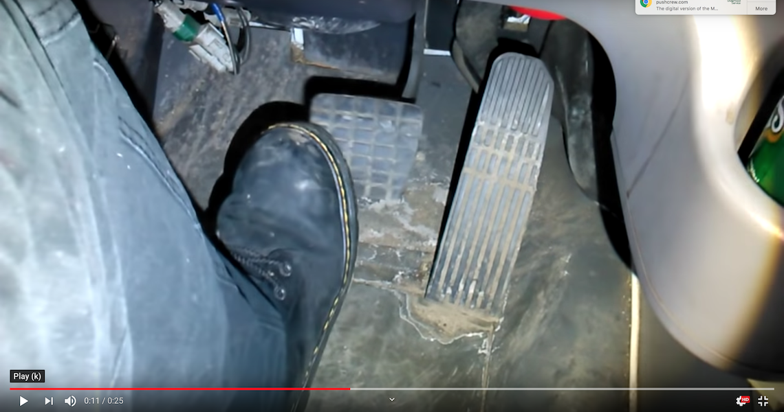 VIDEO: Guess the Brake Problem
