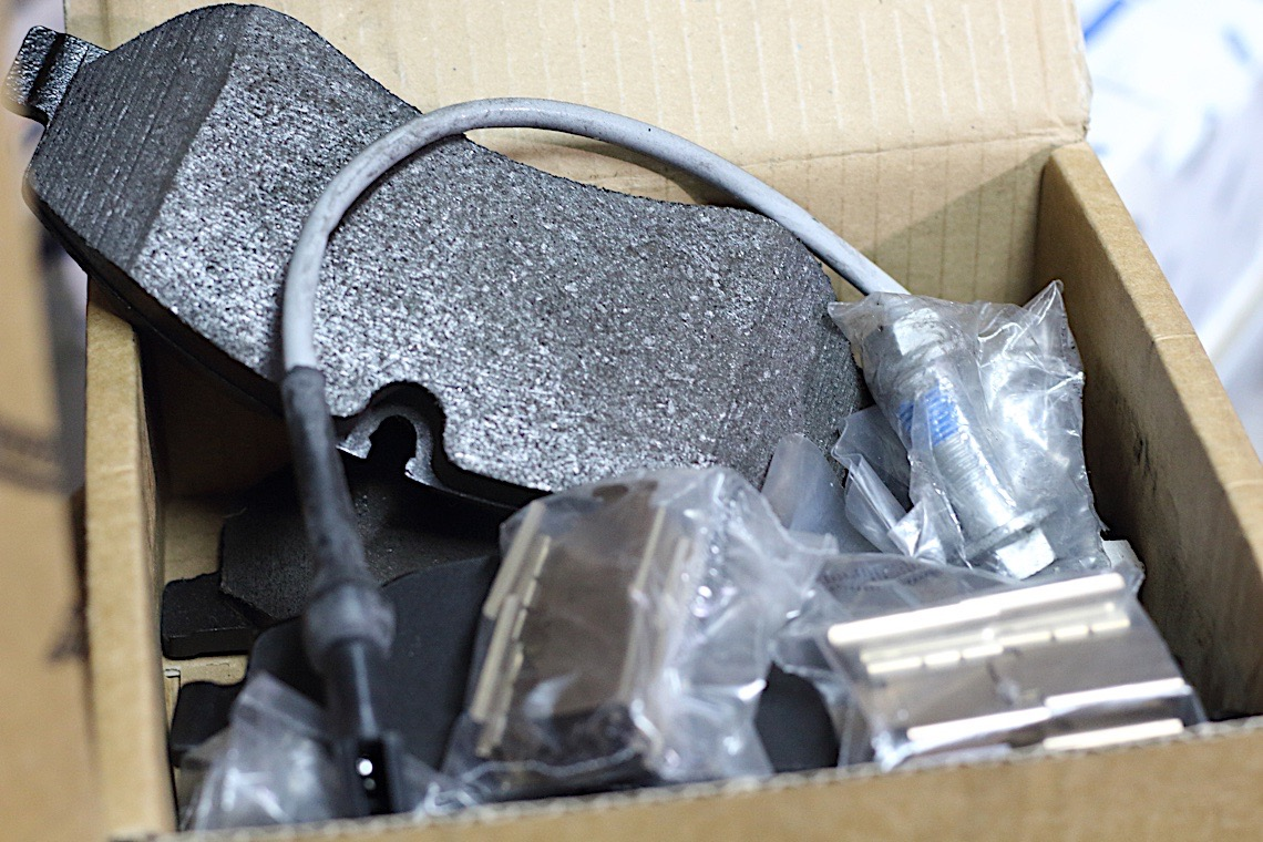 Can I Install Racing Brake Pads on a Street Vehicle?