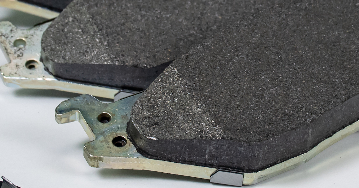 Why Are Some Brake Pads Galvanized?