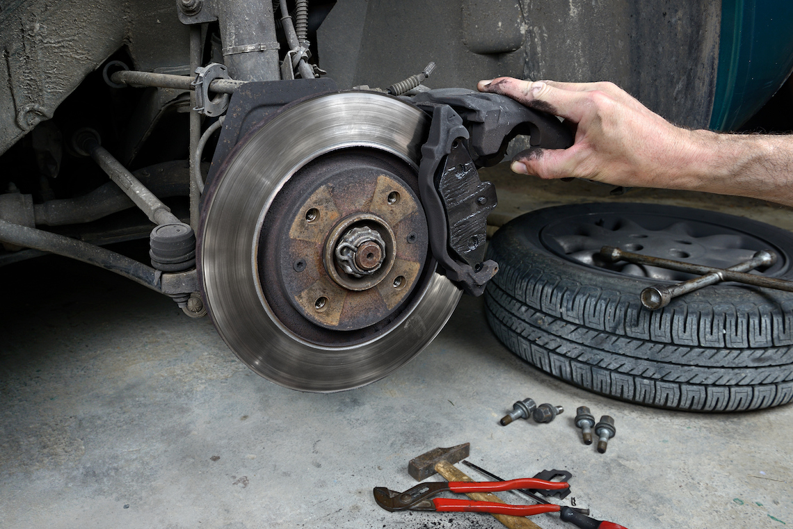 DIY FAQ: What Tools Do I Need To Change My Brake Pads?