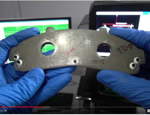 VIDEO: How Brake Pads Are Made