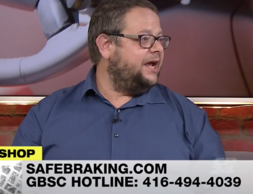 VIDEO: Global Brake Safety Council and Safe Braking Featured on Television