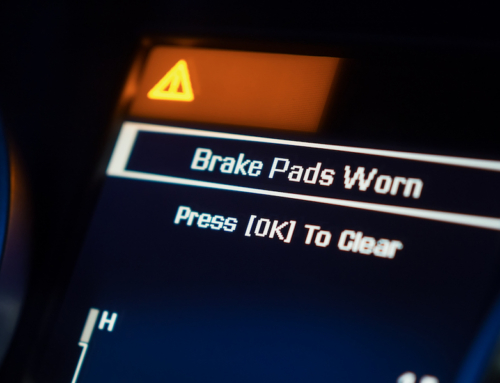 Electronic Brake Pad Wear Sensor Diagnostics
