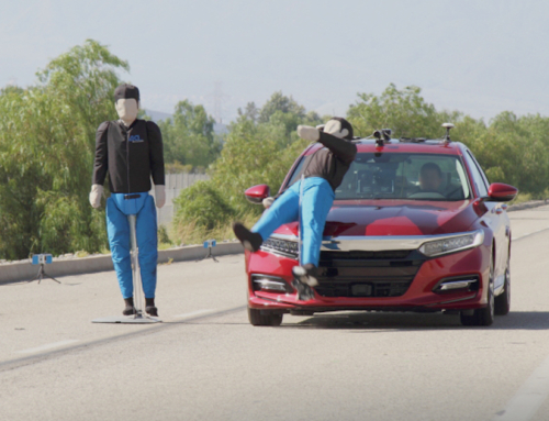 AAA Warns Pedestrian Detection Systems Don't Work When Needed Most
