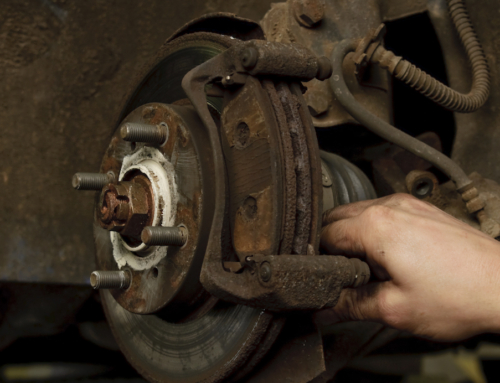How Do You Remove A Stuck Rotor, Lug Nut or Caliper Bracket?